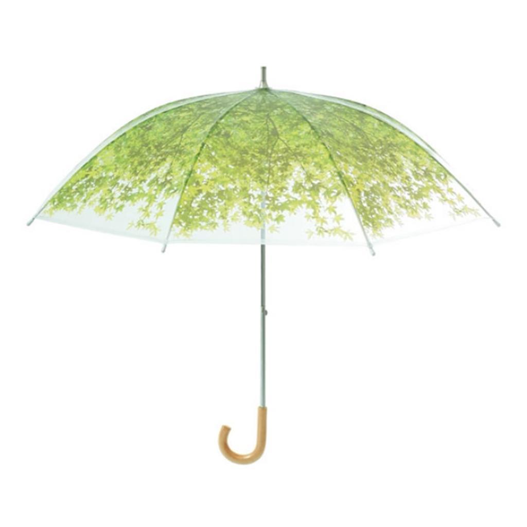Payung motif tanaman daun