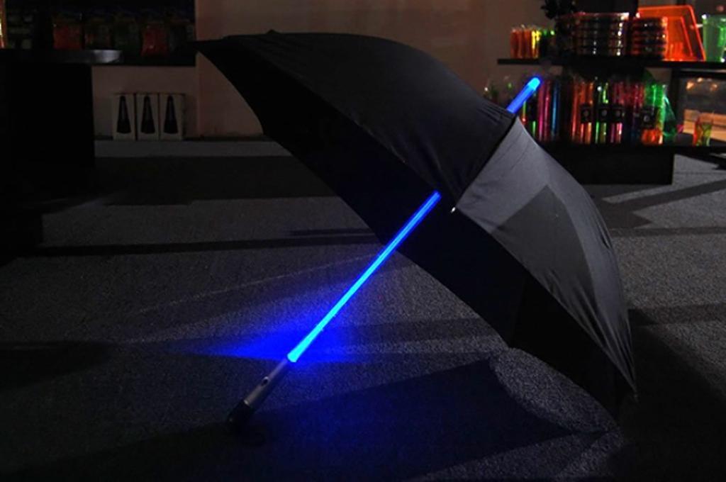 Payung unik penuh gaya